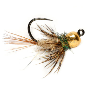 Tactical Soft Hackle Hare's Ear Jig -