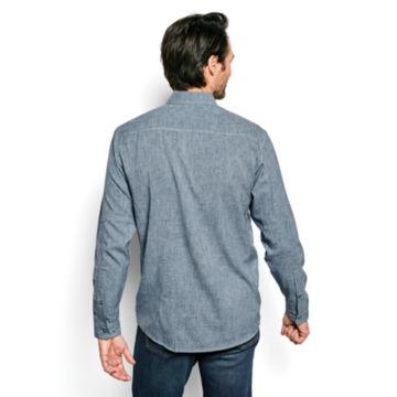 Tech Chambray Work Shirt - Regular -  image number 3