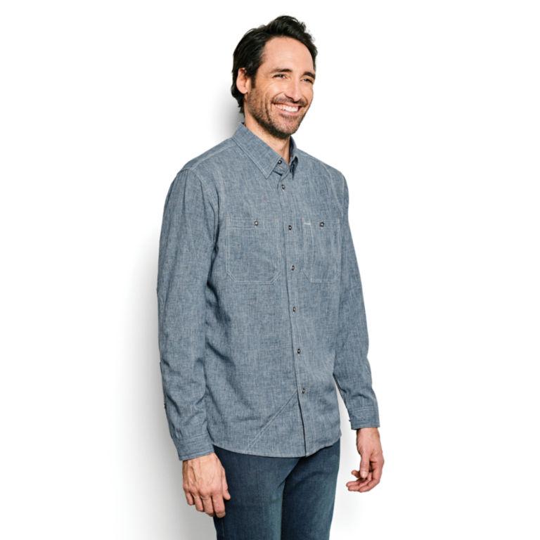 Tech Chambray Work Shirt - Regular -  image number 2