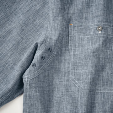 Tech Chambray Work Shirt - Regular -  image number 4