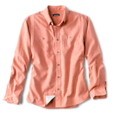 Tech Chambray Work Shirt -