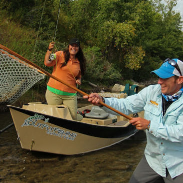 Out Fly Fishing Outfitters, AB -