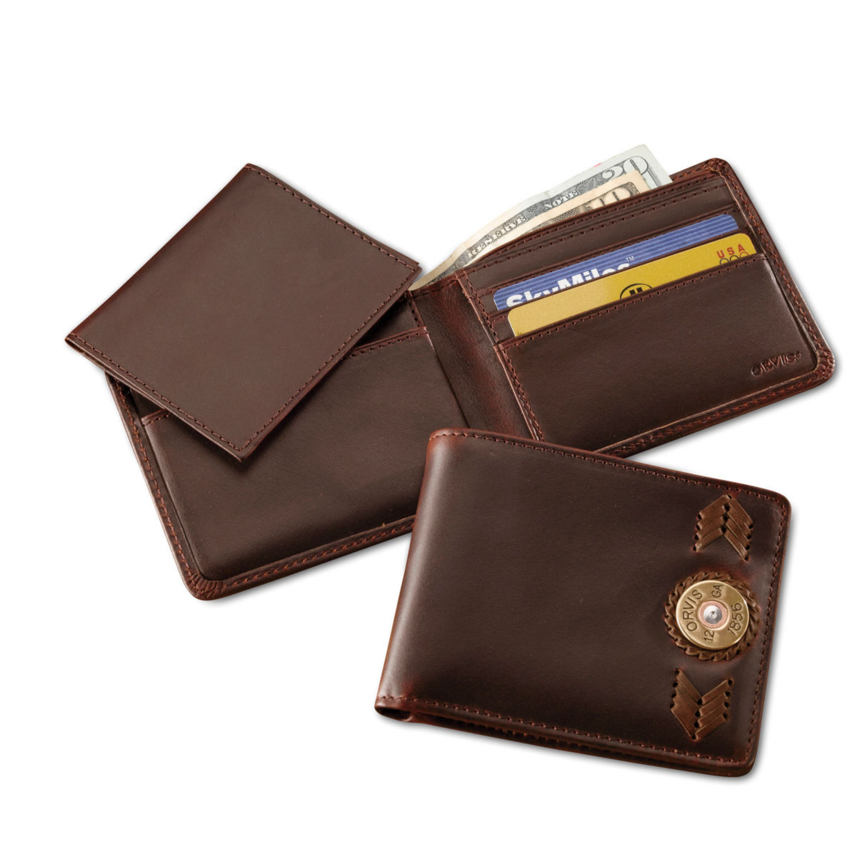 Shotshell Wallet - BROWNimage number 0