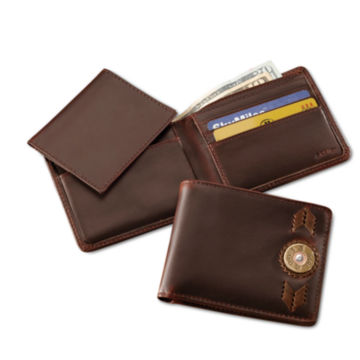 Shotshell Wallet - BROWN image number 0
