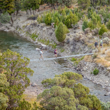 Orvis Week at Hubbard's Yellowstone Lodge -  image number 2