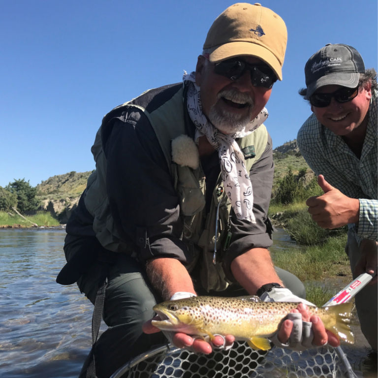 Orvis Week at Hubbard's Yellowstone Lodge -  image number 4