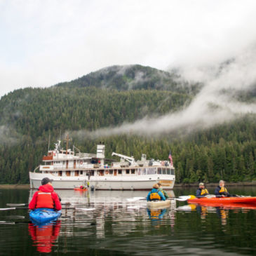 Alaska Adventure Cruise with The Boat Company -