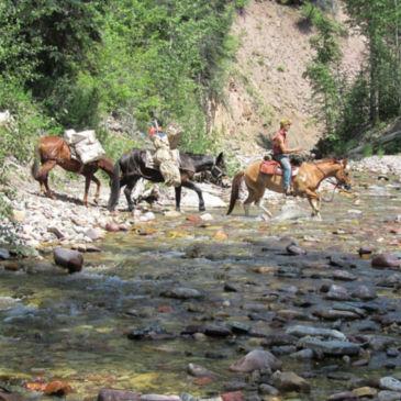 Bob Marshall Wilderness Float Trip -