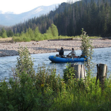 Bob Marshall Wilderness Float Trip -  image number 1