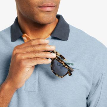 Signature Polo Contrast-Trim Shirt -  image number 5