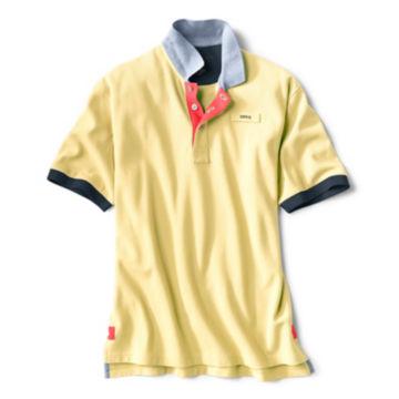 Signature Polo Contrast-Trim Shirt -  image number 0