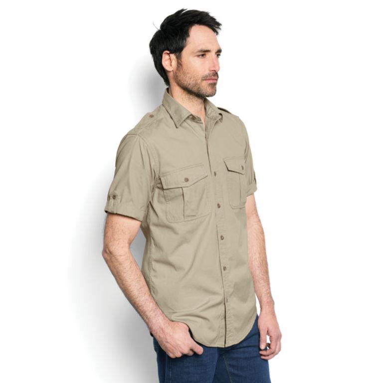 Short-Sleeved Bush Shirt -  image number 2