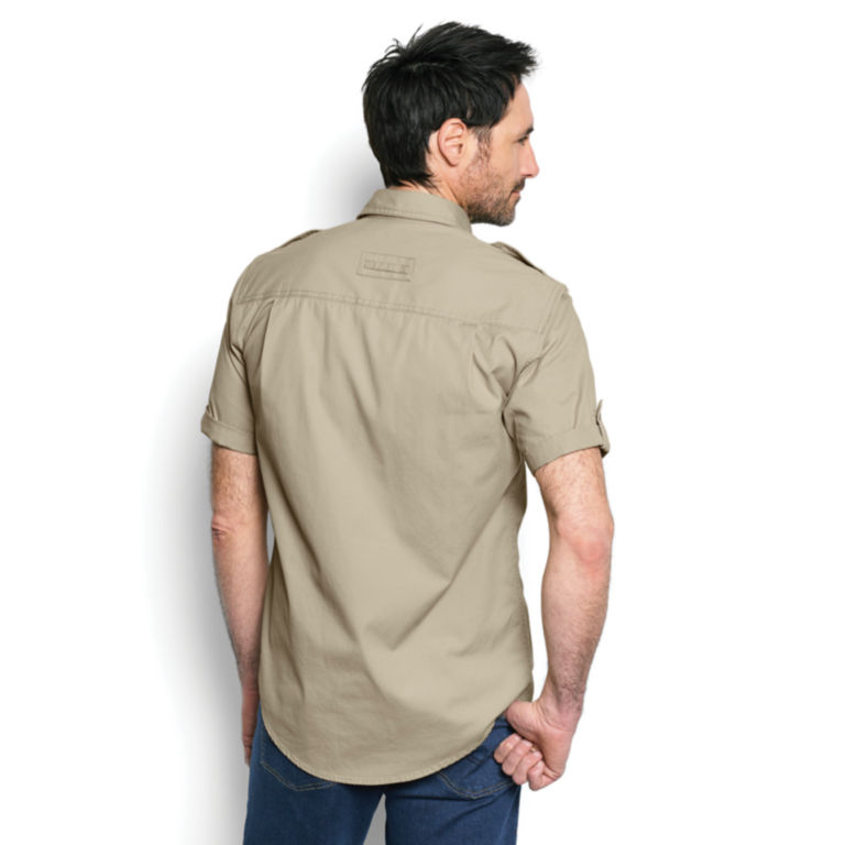 Short-Sleeved Bush Shirt -  image number 3