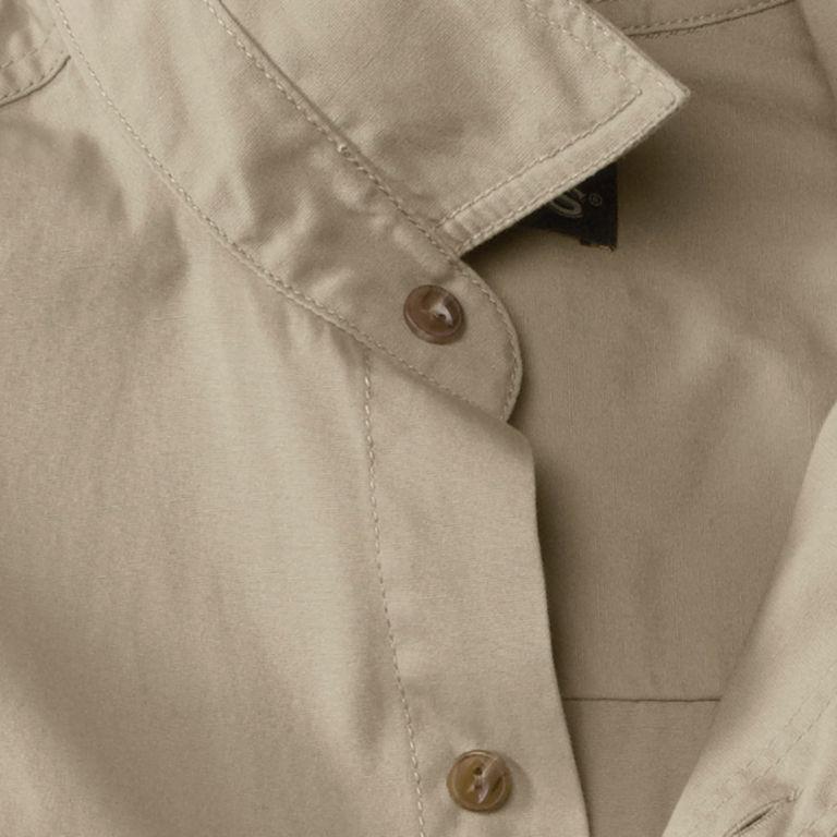 Short-Sleeved Bush Shirt -  image number 4
