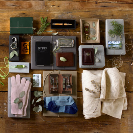 Collection of Orvis gifts