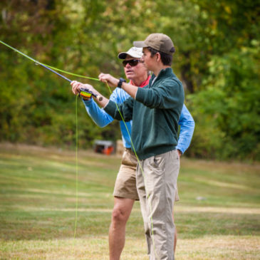 Blue Ridge Summit, Pennsylvania Fly Fishing School -