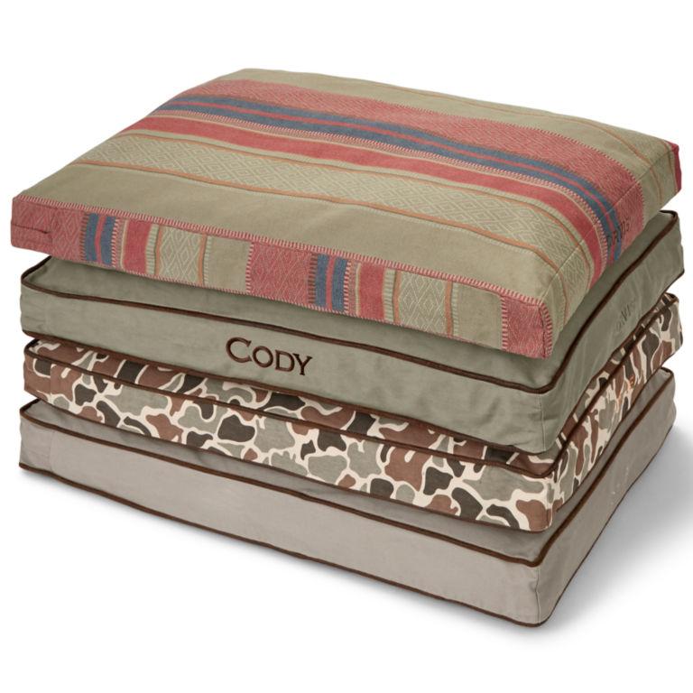 Orvis ComfortFill-Eco™ Platform Dog's Nest -  image number 2