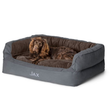 Orvis Memory Foam Heritage Couch Dog Bed -  image number 0