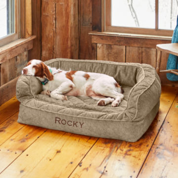 Orvis Memory Foam Couch Dog Bed -  image number 0