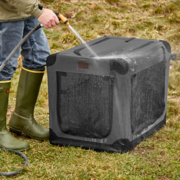 Orvis Hose-Off Folding Travel Crate -  image number 2