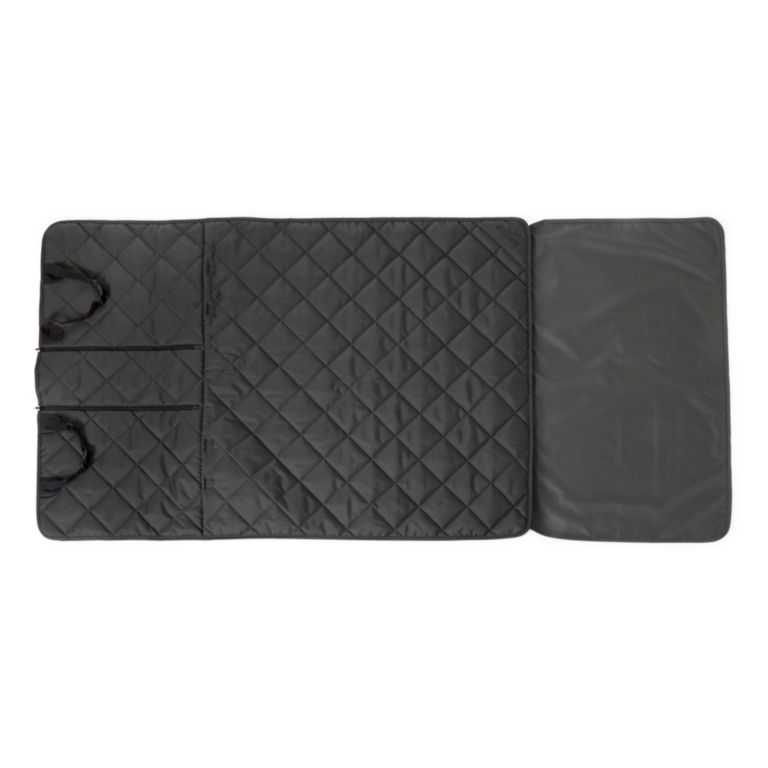 Grip-Tight®  Quilted Hose-Off Cargo Protector - GRAY image number 2