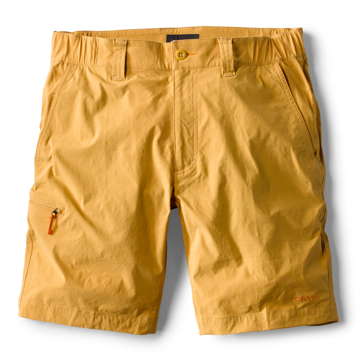 Jackson Stretch Quick-Dry Shorts - ANTIQUE YELLOWimage number 0