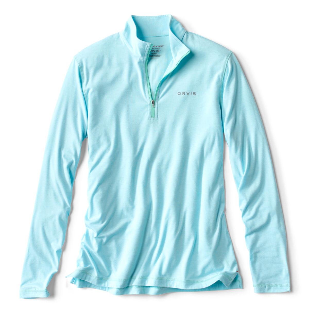 OutSmart®  Zipneck - COASTAL BLUEimage number 0