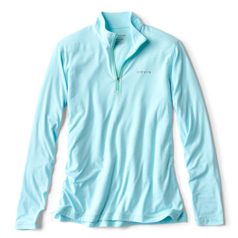 OutSmart®  Zipneck - COASTAL BLUE image number 0