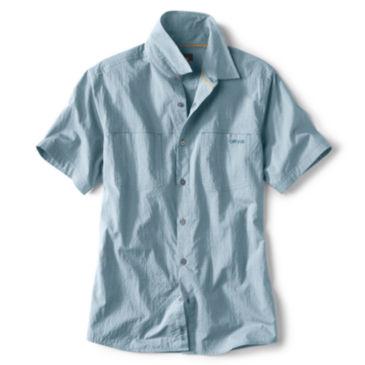 Double Spade Short-Sleeved Camp Shirt -