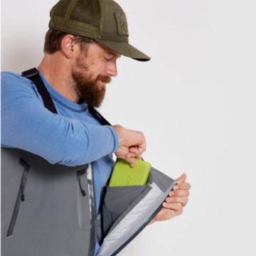 Men's PRO Zipper Waders - Short -  image number 3
