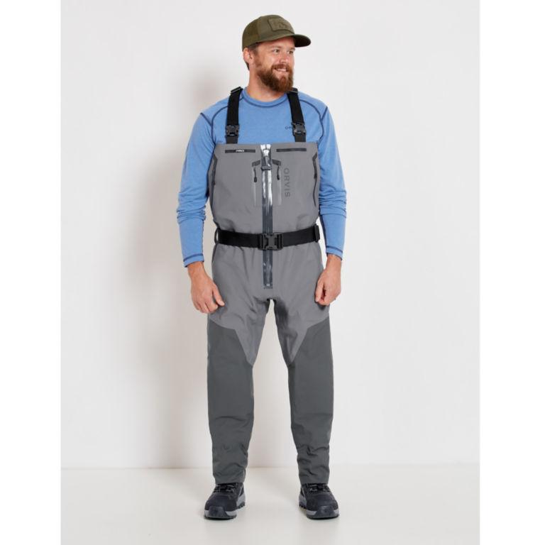 Men's PRO Zipper Waders - Short -  image number 1