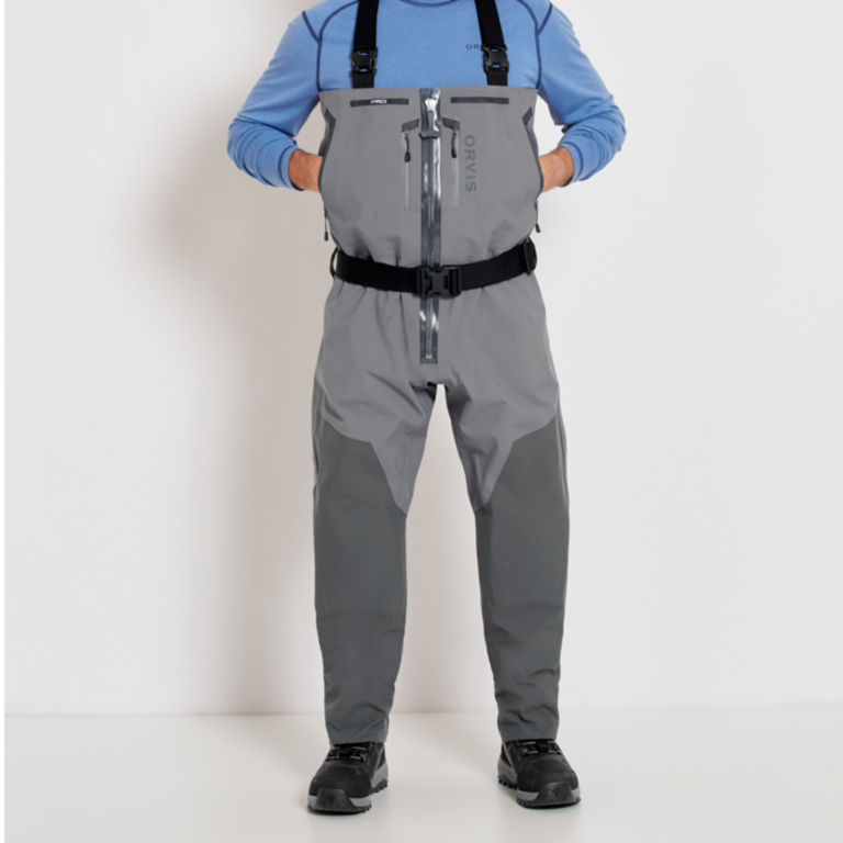 Men's PRO Zipper Waders - Short -  image number 4