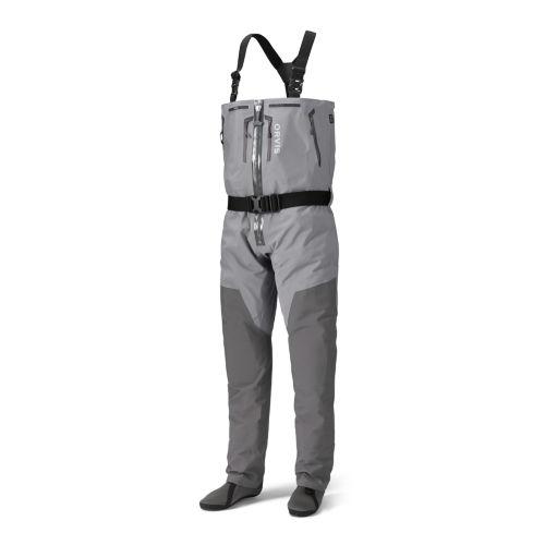 New Orvis PRO zipper waders