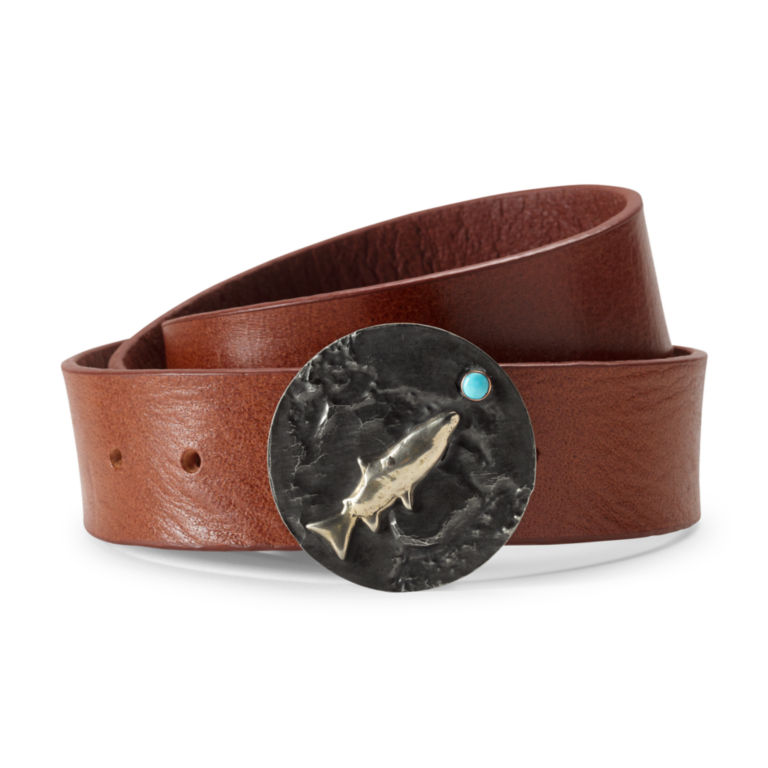 Handmade Artisan Sporting Belt -  image number 0