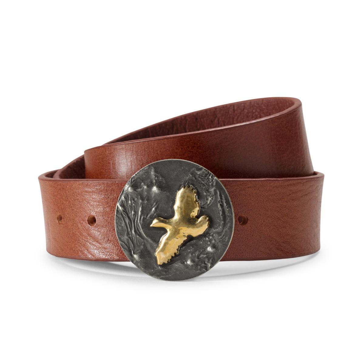 Handmade Artisan Sporting Belt - QUAILimage number 0