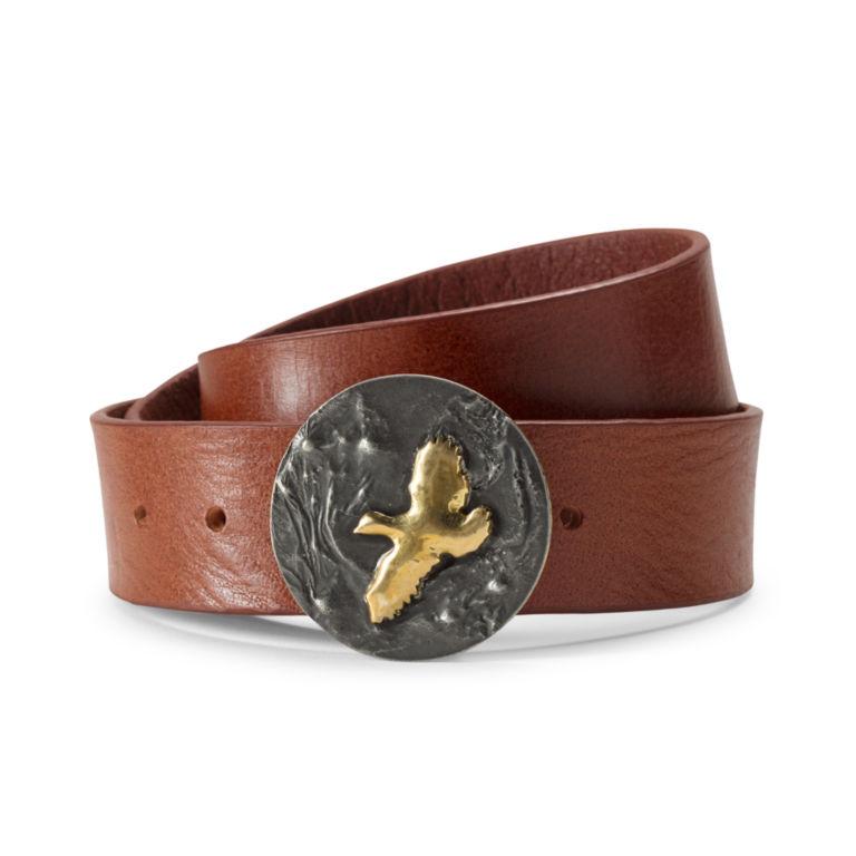 Handmade Artisan Sporting Belt - QUAIL image number 0