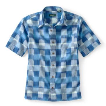 Kitari Woven Short-Sleeved Shirt -
