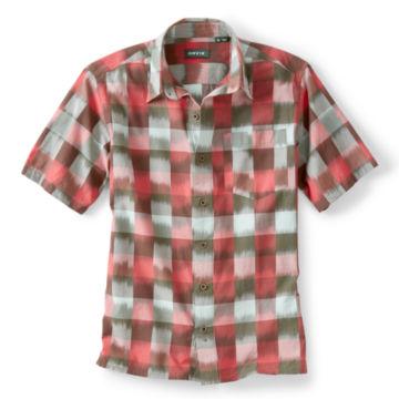 Kitari Woven Short-Sleeved Shirt -  image number 0