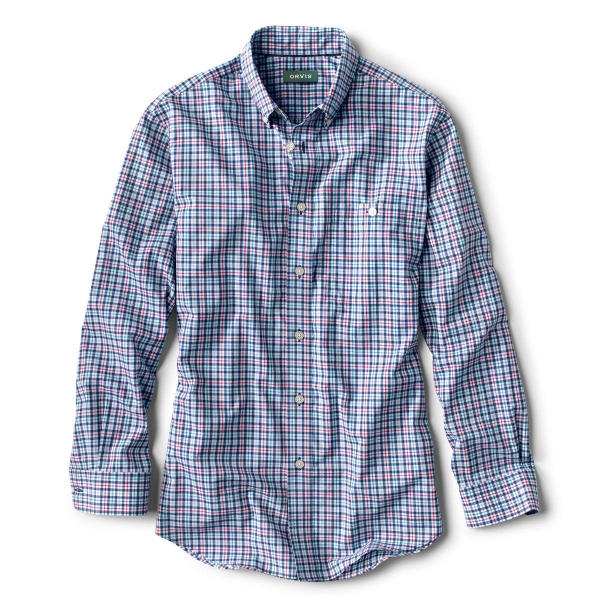 PerfectTemp Check Long-Sleeved Shirt - image number 0