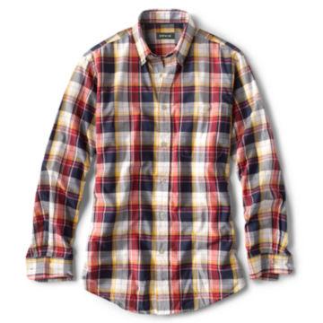 Heritage Madras Long-Sleeved Shirt -  image number 0