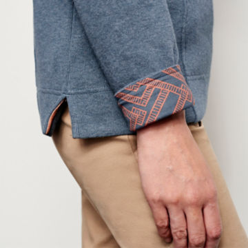 Signature Softest Print-Trimmed Sweatshirt -  image number 4