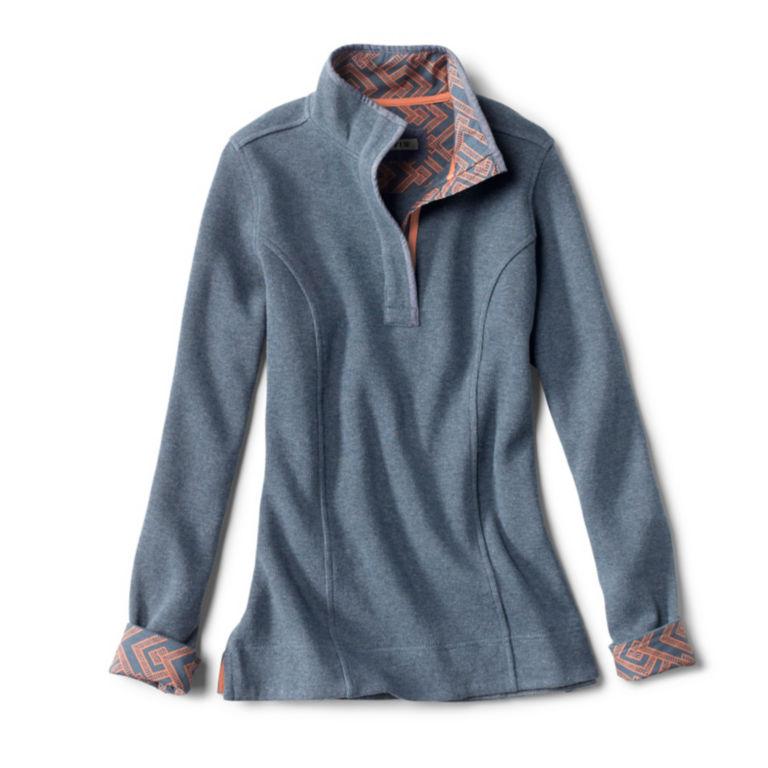 Signature Softest Print-Trimmed Sweatshirt -  image number 5