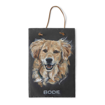 Personalized Pet Slate -