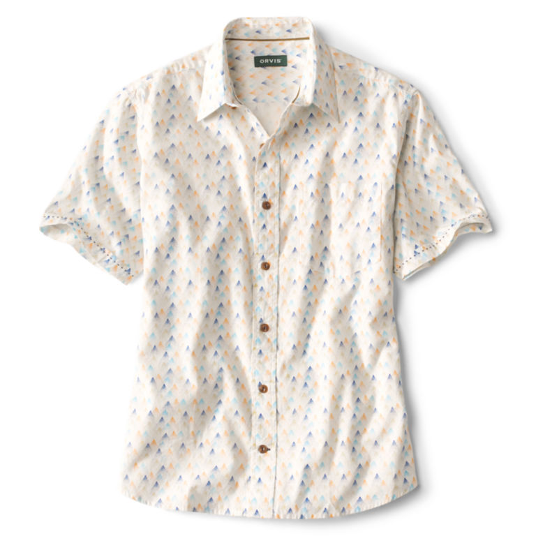 Mountain Range Short-Sleeved Shirt -  image number 0
