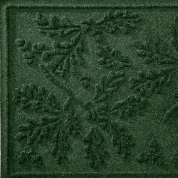 Oak Leaf Recycled Water Trapper® Mat -  image number 5