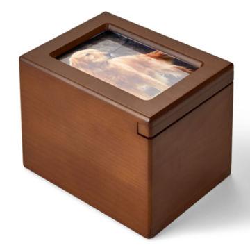Wooden Box Memorial -  image number 1