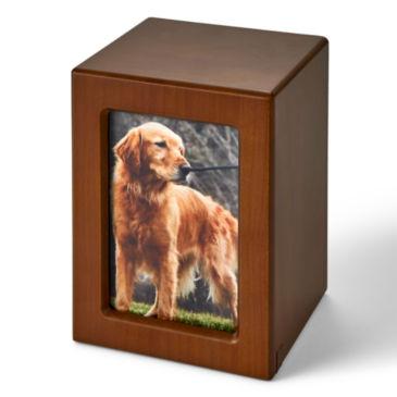 Wooden Box Memorial -