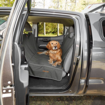 Softshell Hammock Seat Protector -