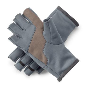 Fingerless Fleece Gloves -