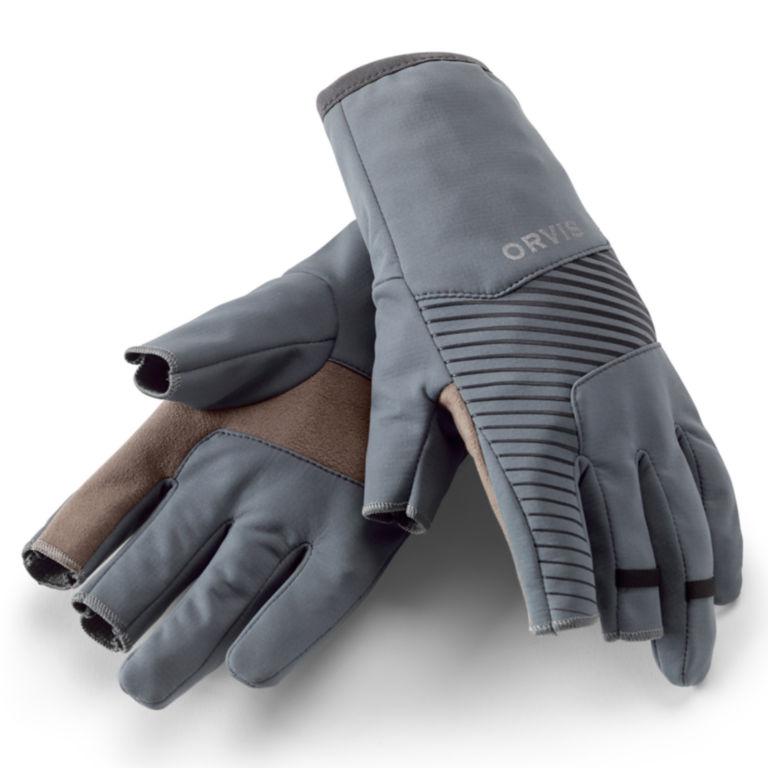 Trigger Finger Softshell Gloves -  image number 1